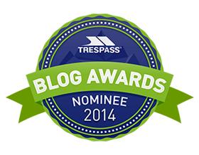 The Trespass Blogger Awards