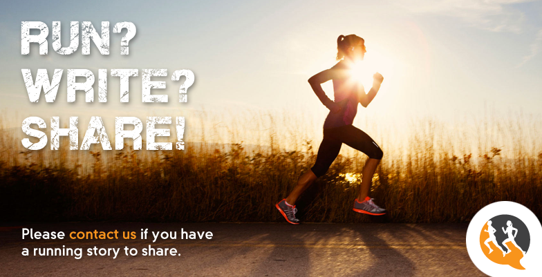 Run? Write? Share!