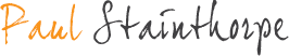 Paul Stainthorpe Signature