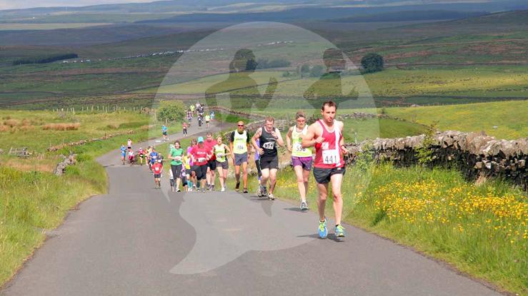 Run Northumberland Half Marathon