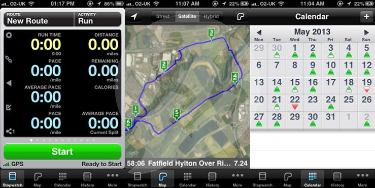 Walkmeter App Pic 2