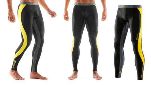 SKINS Running Tights Review