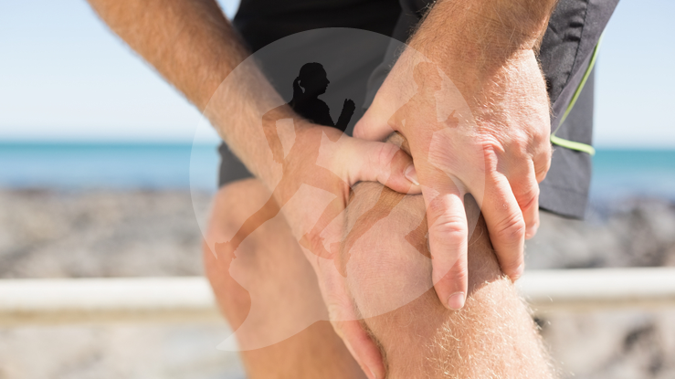 Treating a Knee Injury